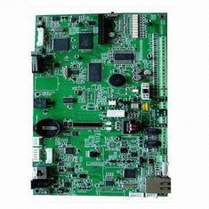 China 12 Layer FR4 Electronic Through Hole Circuit Board , Pcb Assembly Manufacturers Supplier