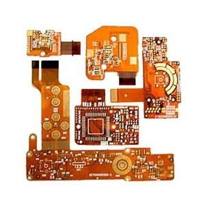 China Flexible Printed Circuit 3 oz Copper PCB Circuit Board / Immersion Gold PCB Supplier