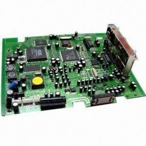 China OEM SMT PCB Printed Circuit Board Assembly / Turnkey PCB 2 Layer Supplier