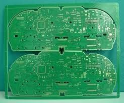 China FR4 Circuit Board Double Sided PCB Board Manufacturing High TG PCB Supplier