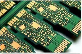 China 8 Layer Gold Finger PCB Board / Printed Circuit Board Design Supplier