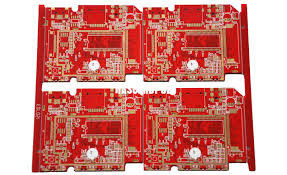 China 4mm 4 Layer Multilayer Printed Circuit Board Fabrication FR4 TG180 1 oz Copper Supplier