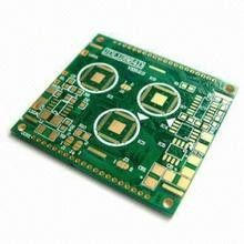 China Customized Immersion Gold Multilayer PCB with Green Solder Mask Supplier