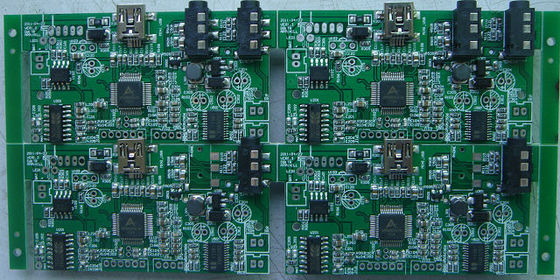 China SMT Pcb Printed Circuit Board Assembly , Custom Pcb Assembly High Density ISO/UL Supplier
