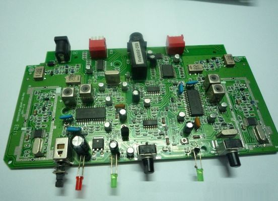 China Controlled Impedance PCB Assembly Services Flexible Printed Circuit Board Assembly Supplier