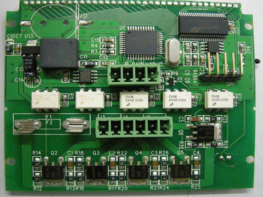 China RoHS Electronic Circuit PCB Board Assembly Services With AOI testing Supplier