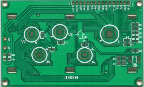 China High TG 1.6mm Fabrication Soldering Double Sided Pcb For Medical Equipment Supplier