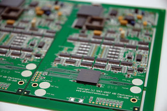 China RoHS Lead Free Control Board Surface Mount Pcb Assembly BGA 2.4mm PCB Service Supplier