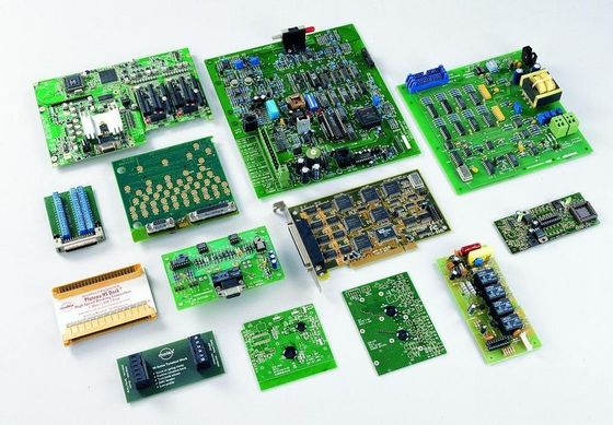 China Circuit Board Assemblies PCBAs 10 Layer PCB Assembler Board SMT Supplier