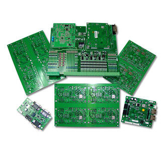 China HDI Printed Circuit Board PCB Assembly Services OEM / ODM RoHS Supplier