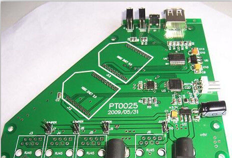 China Electronic Printed Through Hole PCB Assembly Circuit Board Assembly PCBA Service Supplier