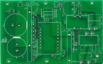 China 1oz Copper Green Solder Mask Double Sided Printed Circuit Board Supplier