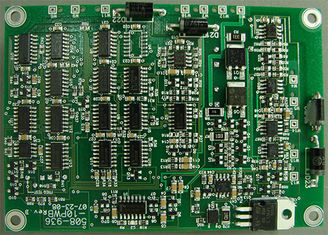 China 12 layer PCB SMT Assembly Services / Quick Turn PCB Assemblies for consumer product Supplier