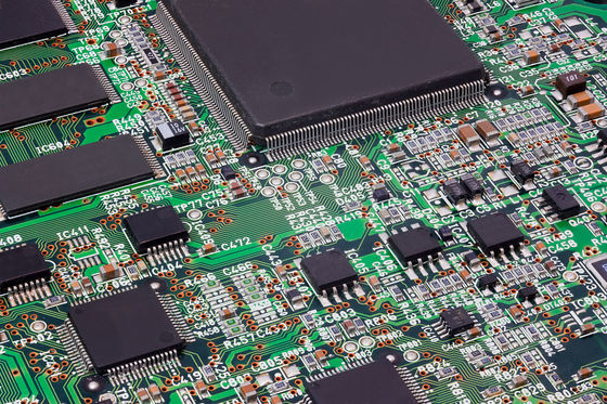 China RoHS compliance Rigid Circuit Board Assembly , LF HASL PCB Assembly services Supplier
