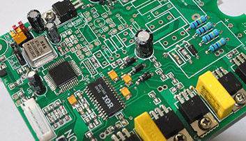 China Lead Free HASL Through Hole PCB Circuit Board Assembly Services with ICT testing Supplier