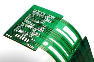 China Three Main Types Rigid Flex Circuit Board PET / Polyimide Material 0.25mm Thickness Supplier