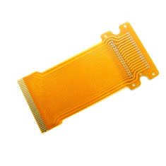 China Model No HSFPC10015 Flexible Circuit Board PCB Polyimide Material Finished Supplier