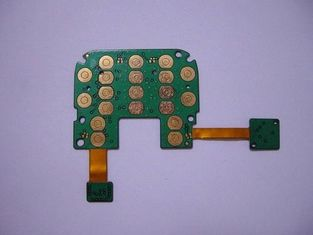 China Multilayer PCB Assembly OEM Rigid Flex Immersion Gold Surface Finishing Supplier