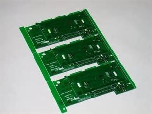 China Two Sided PCB Board Assembly Surface Finishing Copper 1OZ Green Solder Mask Supplier