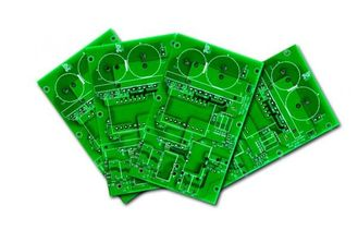 China Double Sided PCBA FR4 Material Green Solder Mask CE UL Standard Supplier