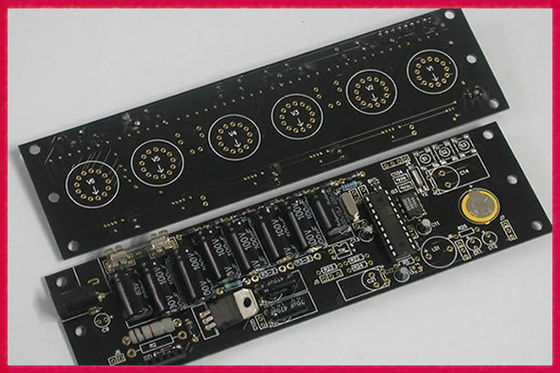 China HSPCB1658 Double Sided PCB Board Assembly FR4 Material 2 layer Supplier