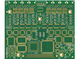 China Customized PCB Assembly Services Immersion Gold Surface Finishing Copper 1OZ Supplier