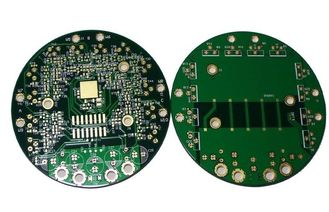 China Rigid Circuit Board PCB With FR4 Material Green Solder Mask 1OZ Supplier