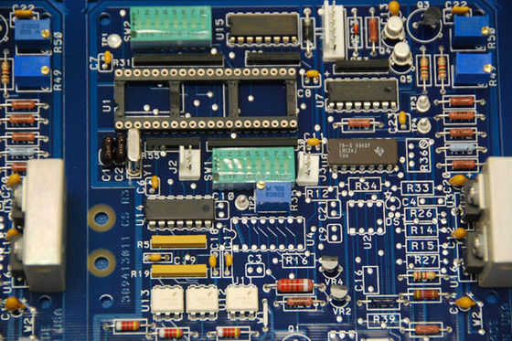 China SMT Through Hole PCB Assembly Copper 1OZ Lead Fee Hasl AOI / In Circuit Board Testing Medical Computer Application Supplier