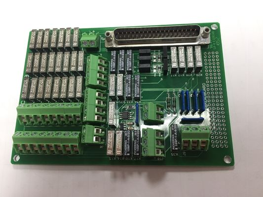 China FR4 Material Lead Free pcb assembler Through hole assembly service Supplier