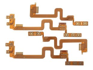 China 1 oz Copper Flexible PCB 0.15mm Double Sided Printed Circuit Boards Supplier
