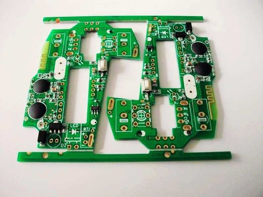 China Double Sided PCB Board Assembly / High TG PCB 2 Layer 4 Layer Supplier