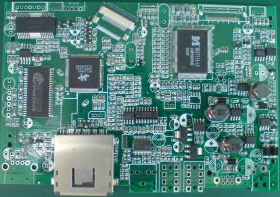 China FR4 Printed Circuit Board Assembly , High TG Immersion Gold PCB Turnkey Assembly Supplier
