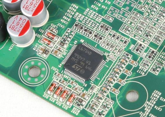 China Surface Mount High TG 10 Layer PCB Quick Turn Printed Circuit Boards Assembly Supplier