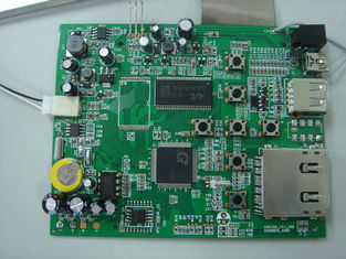 China Multi Layer PCB Circuit Board Assembly Silkscreen Immersion Silver Pcb Supplier