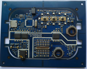 China Custom PCB Single Sided Circuit Board Assemblies For Car Alarm System Supplier