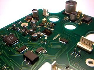 China Surface Mount PCB Printed Circuit Board Assembly , Free AOI Inspection Supplier
