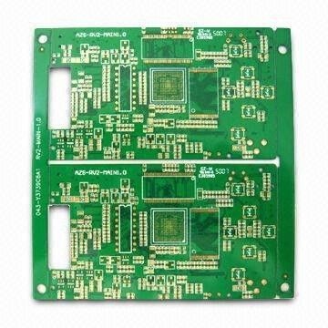 China 4 Layer HiTG170 Printed Circuit Boards Electronic PCB Board with Heavy Copper Supplier