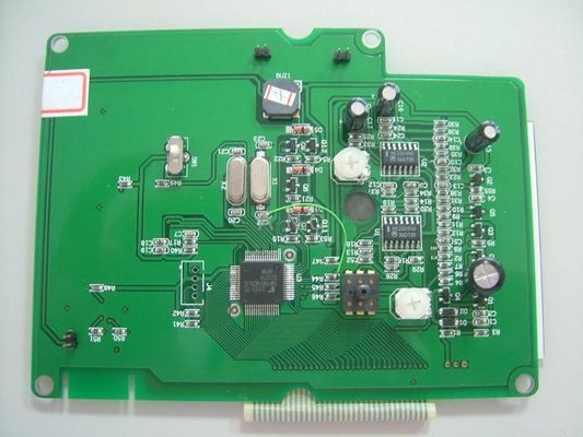 China Single Sided Through Hole PCB Assembly / Lead Free Wave Soldering PCB Supplier