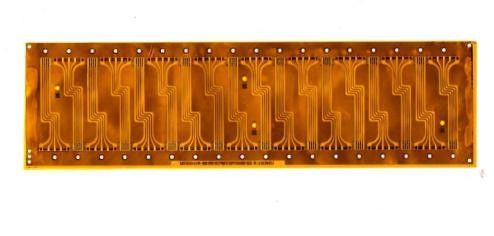 China Customized Multilayer Flexible PCB Printed Circuit Board , ISO Approvals Supplier