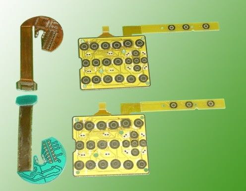 China Professional Rigid Flex PCB Printed Circuit Board With CE ROHS Certification Supplier
