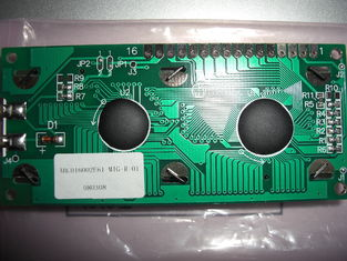 China Green LCD Module Chip On Board Assembly / Through Hole Assembly Supplier