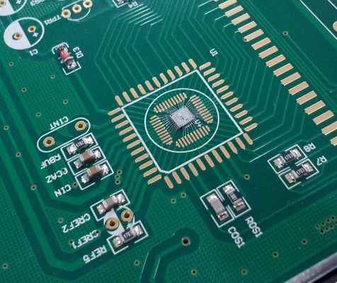 China LED Printed Circuit Board Chip On Board Assembly PCBA Service Supplier