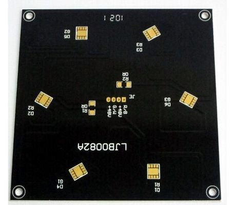 China 2.0 MM Immersion Gold 3 OZ Copper PCB Aluminium Circuit Board Manufacturers Supplier
