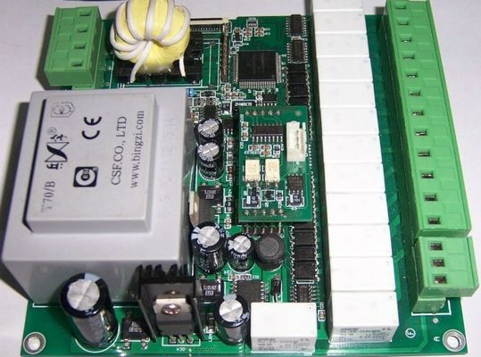 China Industrial Control PCBA Boards / Rigid PCB Assembly Services Turnkey Assembly Supplier