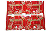 Good Quality 4mm 4 Layer Multilayer Printed Circuit Board Fabrication FR4 TG180 1 oz Copper Suppliers