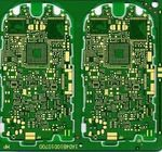 ENIG Double Sided PCB Board Blue Quick Turn Printed Circuit Boards