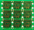 Good Quality FR4 TG170 1.6mm Double Sided PCB Board Fabrication For Medical Equipment Suppliers