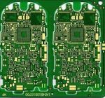China Rigid Double Sided PCB Board Assembly Green Solder Mask FR4 Material Double Sided 2 Layer Providers