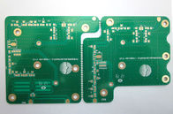 Good Quality White Silkscreen Double Sided PCB Board Gold Plating With Finished Copper 1 OZ Suppliers