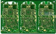 High Temperature Printed Circuit Boards TG170 , Green Multilayer PCB Board